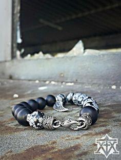 Mythology Bracelet by FXMX Empire Mythology, Empire, Social Media, Bracelets, Men, Jewelry, Jewlery, Bijoux, Schmuck