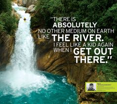 Inspiration from Eddie Bauer Expedition Kayaker Ben Stookesberry | #LiveYourAdventure #Whitewater #River #Inspiration