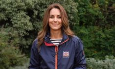 The Duchess of Cambridge sent a video message to wish the America's Cup team good luck ahead of their races this week...