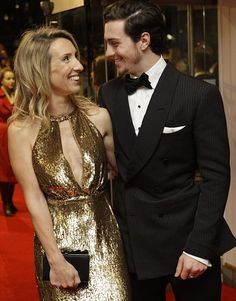 It just seems so WRONG. But mostly, it's jealousy. Sam Taylor-Wood - 23yrs older than husband Aaron Johnson