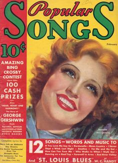 Jeanette MacDonald Popular Songs 1936