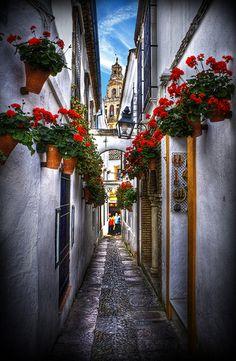 Córdoba profunda Spain