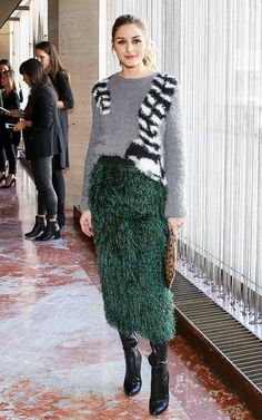 The Only Olivia Palermo Fashion Month Outfits You Need to See via @WhoWhatWear