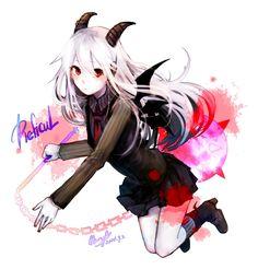 Fanart Passing Demon aka Reficul Char © Okegom