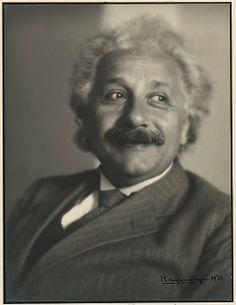 Albert Einstein by Johan Hagemeyer
