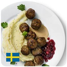 スウェーデン・ミートボール #IKEA
