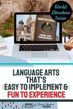 In this course, we'll read through the book by Fyodor Dostoyevsky. We'll go on rabbit trails of discovery into history, geography, art, and more, and find ways to learn by experiencing parts of the book through hands-on activities. Then, we'll have a party school to celebrate this story and its characters. This online literary guide has everything you need to study the book, including vocabulary, grammar, discussion questions, rabbit trails, and a writing project. Online Book Club, Books Online, Book Club Books, The Book, Teen World, World Literature, School Parties, Hands On Activities, Geography