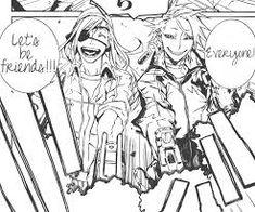 stray dogs howling in the dark manga ile ilgili görsel sonucu