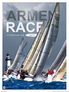 Poster photo Affiche Affiche Armen Race 2015 Philip Plisson