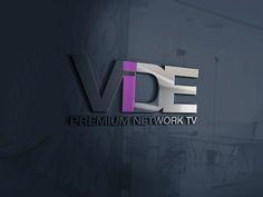 VIDE premium network TV logo by Kris