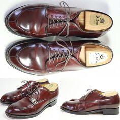 2017/04/07 22:02:36 shoesaholic1 ALDEN CORDOVAN V TIP. * 人気のコードバン Vチップですが、赤みの強い個体なのでエイジングしたら、大昔のUSコードバン靴の様に超格好良くなりそうです。 * ITEM ID : 386 #alden #cordovan #コードバン #シューホリック#井上精肉店 #shoes #Mensshoes #shoepolish #boots #Mensfashion #bespoke #tailar #stylish #fashiongram #instastyle #lookbook #luxury #gentleman #styleforum #ootd #高級靴 #靴磨き #足元くら部 #足元倶楽部 #高級 #オールデン #パラブーツ #ジョンロブ #エドワードグリーン #クロケットアンドジョーンズ