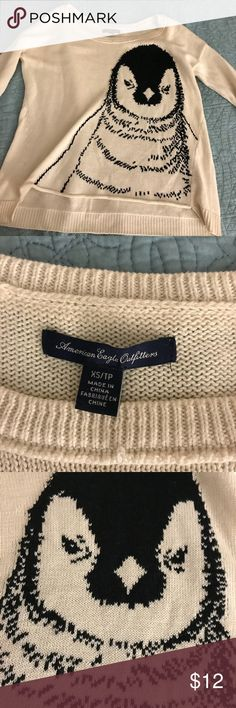 American eagle sweater used twice. American Eagle Outfitters Sweaters V-Necks
