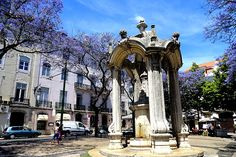 Largo do Carmo Lisboa