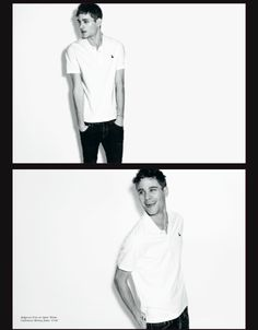 #JackWills Classic Cut Aldgrove Polo Shirt #GREENSHOOTS Love this look on a guy. Simple but sexy.