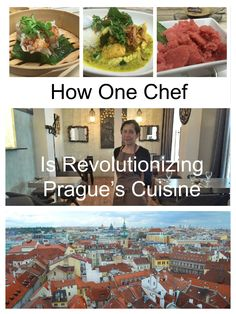 When people think of food in Prague, they most often think of Czech goulash –…