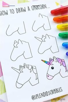 How cute is this unicorn bullet journal doodle! 🦄 Check out the rest of the … How cute is this unicorn bullet journal doodle! 🦄 Check out the rest of the list for more super cute ideas! Simple Doodles, Cute Doodles, Flower Doodles, Doodles How To, Doodle Flowers, Bullet Journal Art, Bullet Journal Ideas Pages, Bullet Journal Inspiration, Bullet Journals