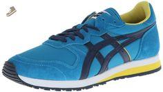 Onitsuka Tiger OCRunner Fashion Shoe,Ocean Blue/Navy,11.5 M US - Onitsuka tiger sneakers for women (*Amazon Partner-Link)