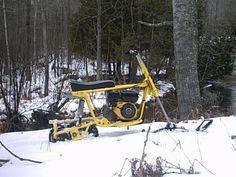 SNOWFLEA MINIBIKE Drift Trike Frame, Bug Out Bag, Mini Bike, Go Kart, Some Pictures, Fleas, Predator, Offroad, Sailing