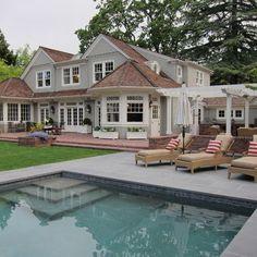 Traditional Exterior Design,