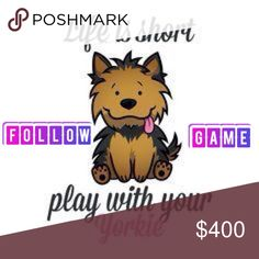 Get More Followers! 🐾✨🐾✨ My first game! 🎉 .........Let's grow together! 🌱................ {Game Steps}: 1. Like this post ..................💟 2. Follow Me and💃 All who Liked this post ...........................3. Share this post ♻️ Sharing is caring! ♻️ ........................... 4.Tag your friends! 📌 ................Remember! Listings have a limited 600 so follow soon and come back when it's full to follow everyone back! ✨.     🅿️S:  feel free to tag me in your follow games 📌…