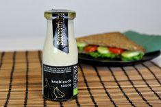 Für alle Knoblauchfans das Paradies: die herzhaft-cremige Sauce von Saucenfritz mit würzigem Knoblauchgeschmack ist ein Alleskönner.