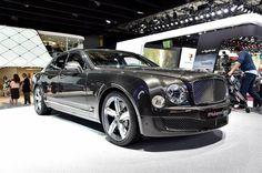 2015 Bentley Mulsanne velocidad de imagen