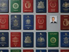 lord of passports, dirty money.