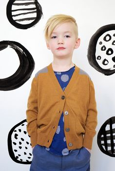 Kids Style: Keep to a few staples, such as unique and interesting tees as well as diversely colored and patterned pants and shorts. #kidssytle