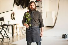 Tie and Apron Perfect Gif, Models, Hot Topic, Custom Made, Military Jacket, Bomber Jacket, Dressing, Winter Jackets, Tie
