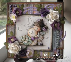 Sylvia Zet: Wee Stamps March release!!