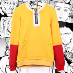 S-2XL [One Punch Man] Anime Coat CP164941