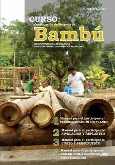 Construir con bambu peru by David Az - issuu Bamboo House Design, Bamboo Structure, Bamboo Construction, Bamboo Crafts, Rustic Doors, House Layouts, Ecology, Making Out, Wood