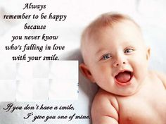 Smile Quotes Cute Baby Quotes Photos Quotes Famous Quotes Quotes