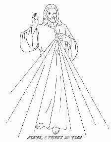 Divine Mercy Coloring Page Luxury Divine Mercy Catholic Coloring Image Feast Day Of Saint Faustina is October while the Catholic Religious Education, Catholic Crafts, Catholic Kids, Catholic Saints, Religious Art, Divine Mercy Image, Divine Mercy Sunday, Jesus Coloring Pages, Star Coloring Pages