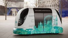 The UK might be behind the US when it comes to driverless car research, but it's moving forward (at a sedate and pedestrian-friendly speed) with driverless pods. Today, the UK's Transport Research...
