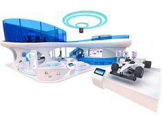 Правительство Москвы Открытые Инновации 2015 by Aleksandr Salamatov at Coroflot.com