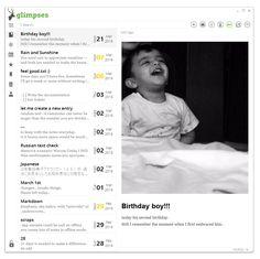 Journal app