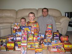 This kids are going to love watching all the fireworks this year!! #phantomfireworks