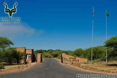 KNP - Lower Sabie - Entrance Gate