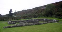 Remains of Chapel Finian