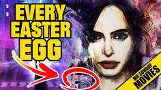 Easter Eggs and Hidden References in Marvel's New Netflix Series 'Jessica Jones'