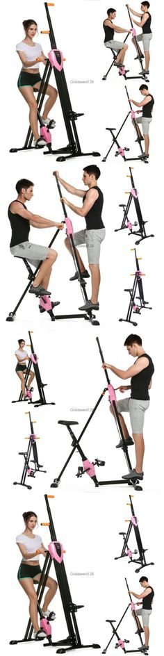 Stair Machines and Steppers 28062: Vertical Climber Fitness Climbing Machine Gym Exercise Fitness Stepper New Gs8d -> BUY IT NOW ONLY: $144.42 on eBay!