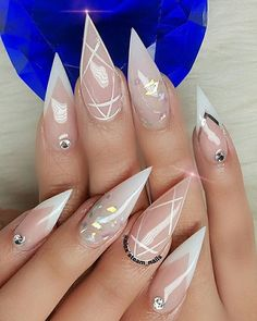 #Nails #NailArt via - Alex Trương (Team-brother) (@alextruong_nails) on Instagram: