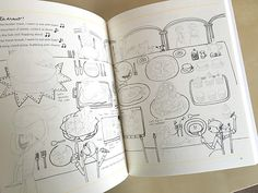 books4yourkids.com: Illustration School: Let's Draw a Story by Sachiko Umoto, 128 pp, RL 3