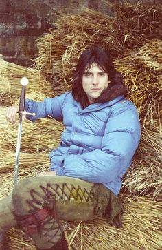 Robin of Sherwood // Michael Praed as Robin of Loxley.