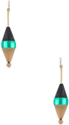 Marni Horn Earrings