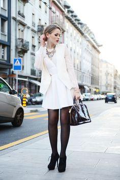 #fashion #fashionista Kristina bianco JVP_8324