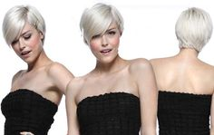 Short pixie hairstyles with bangs One of the most chosen pixie haircuts in 2013…