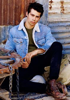Dylan O'Brien for Teen Vogue (september 2014)
