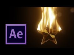 Realistic Fire Animation Tutorial - 100% After Effects | MUST LEARN! - YouTube